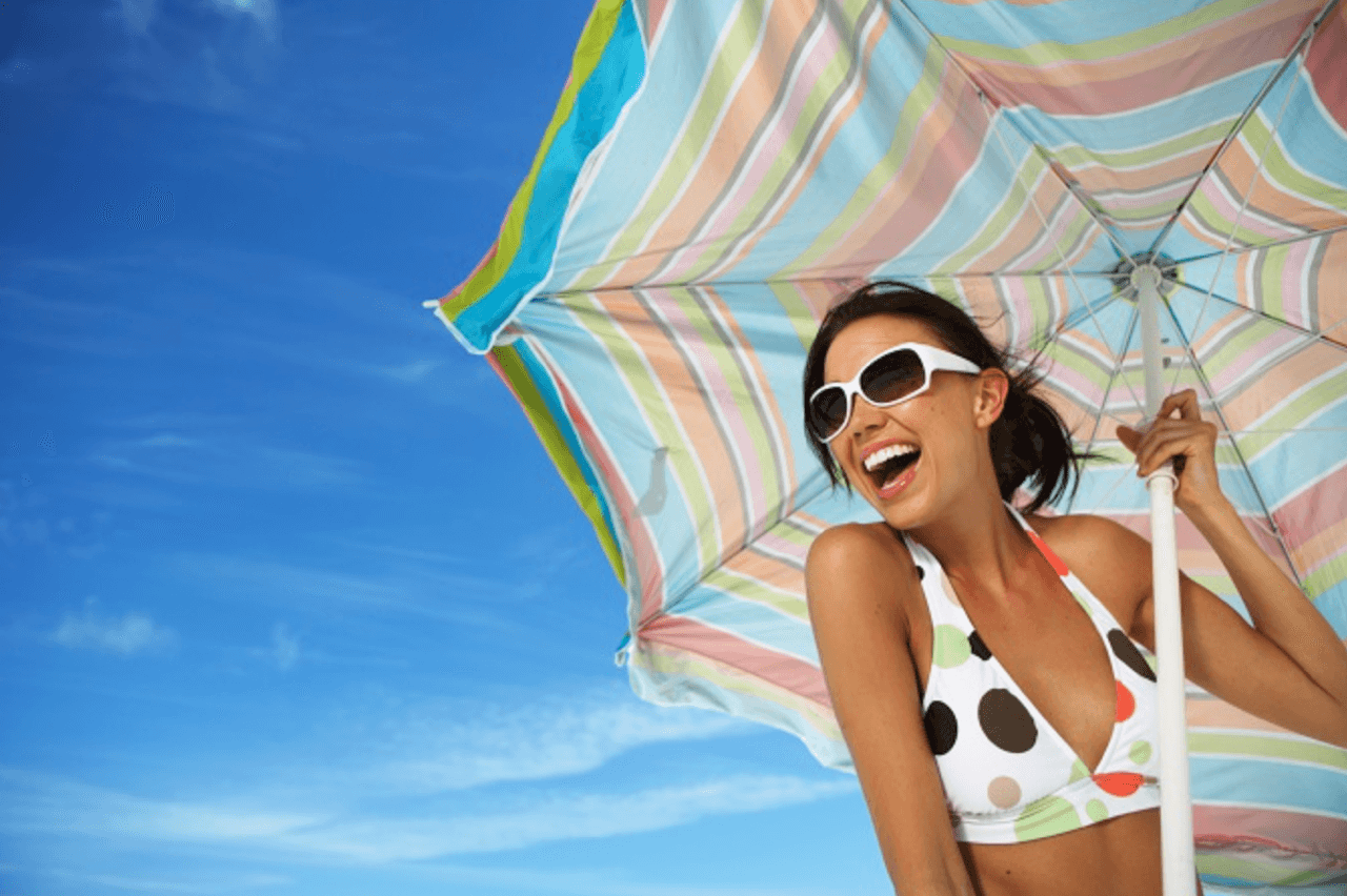 How to prevent sun damage if you're prone to pigmentation.